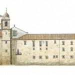 Sta María de Belvís_Santiago de Compostela_5_ pluma e cor