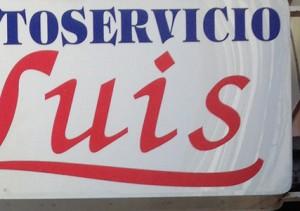 Autoservicio Luis