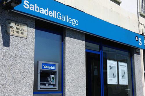 Banco Sabadell Gallego