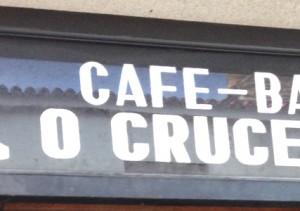 Café Bar O Cruceiro San Pedro Santiago de CompostelaDes