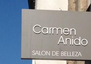 Carmen Anido Salón de Belleza