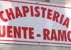 Chapistería Puente Ramos