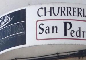 Churrería San Pedro Santiago de CompostelaDes