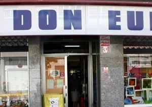 Don Euro San Pedro Santiago de CompostelaDe
