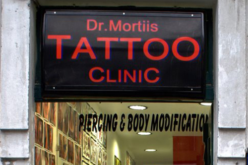 Dr. Mortiis Tattoo Clinic