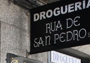 Droguería Rúa de San Pedro