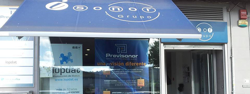 Grupo Isonor Santiago de CompostelaDE