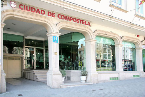 Hotel Husa C. de Compostela
