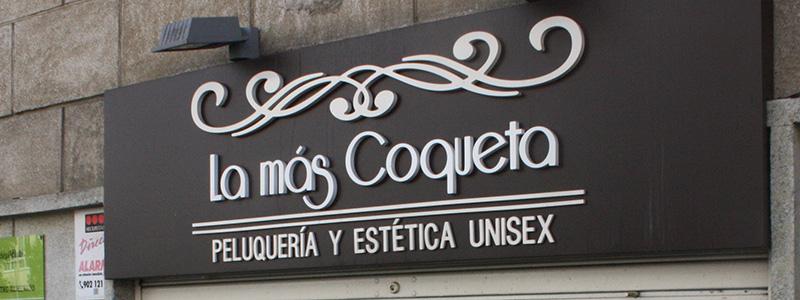 La Más Coqueta Peluquería San Pedro Santiago de Compostelade