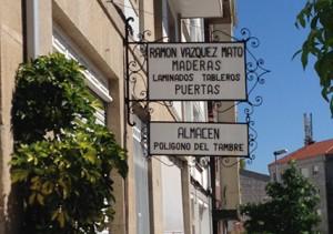Maderas Vázquez Concheiros Santiago de CompostelaDes