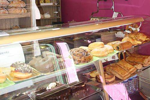 Panadería Rúa San Pedro
