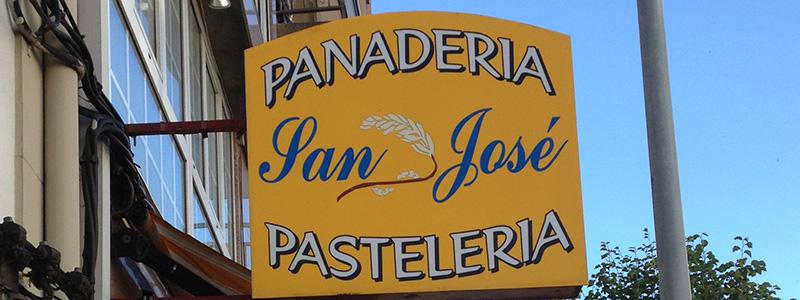 Panadería San José Concheiros Santiago de CompostelaDe