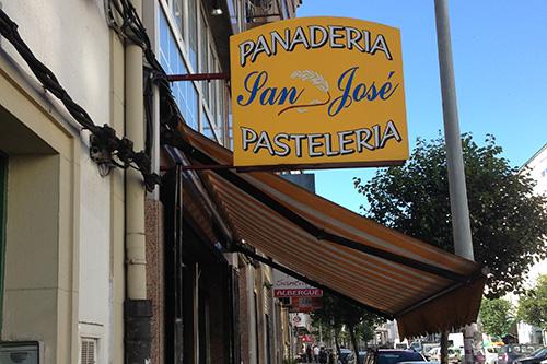 Panadería San José