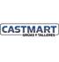 Castmart grúas y talleres Santiago de Compostela logo mini