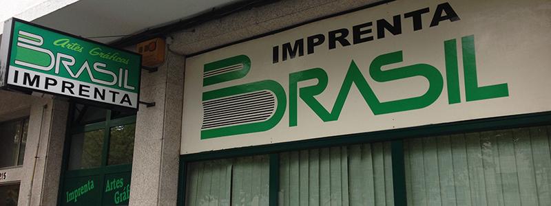 Imprenta Brasil des