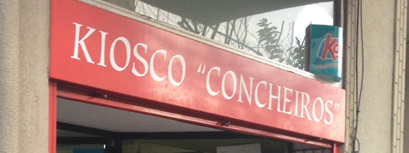 Kiosko Concheiros