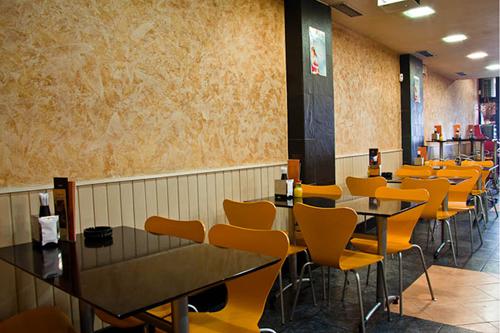 Prosperos Café Santiago de Compostela pri